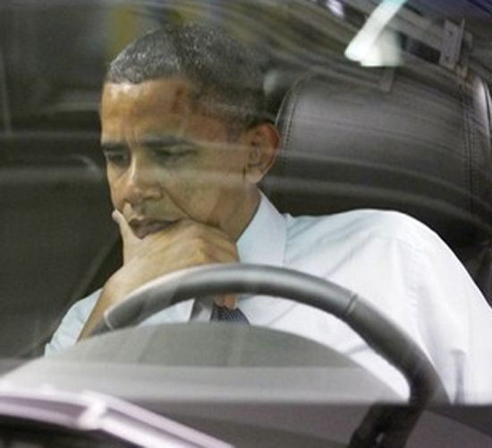 Though Rattner praised Obama's thoughtful manner when he calmly executed his decisions, the car czar notes that the president