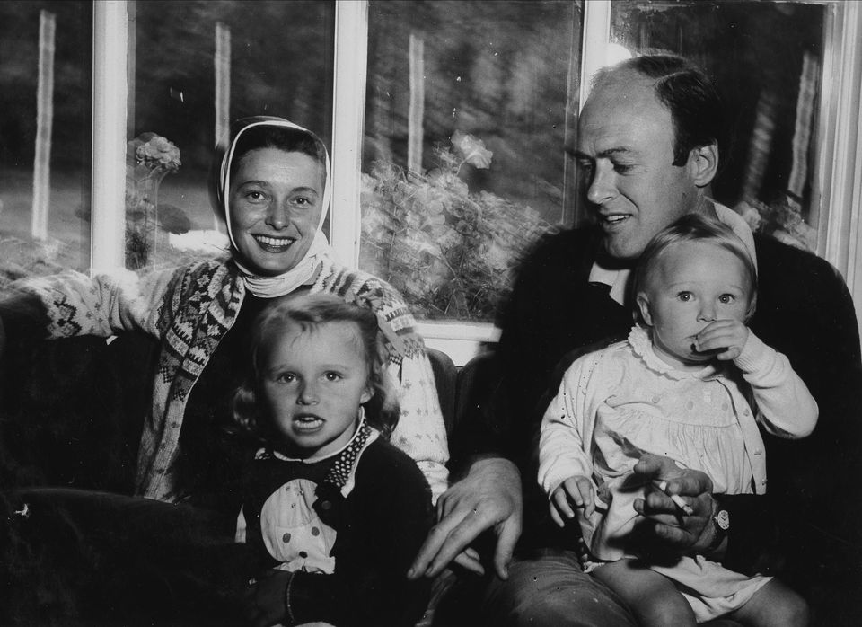 Dahl was very proud of his Norwegian ancestry and took his young family to the land of his ancestors every summer, where he