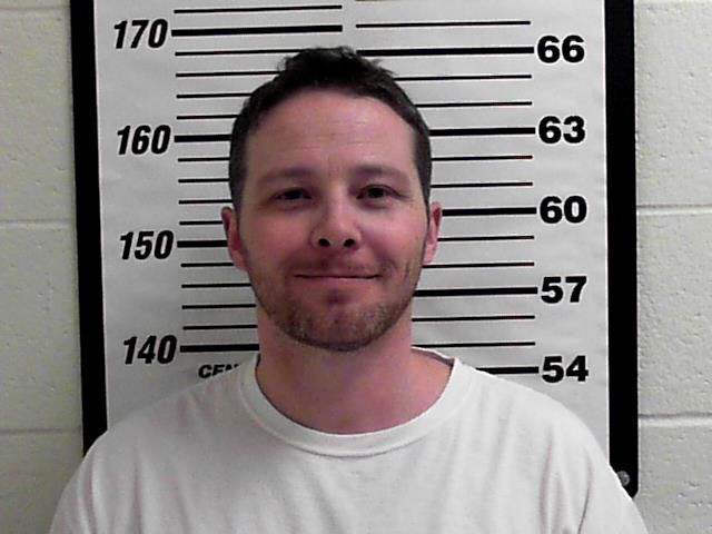 William Clyde Allen III appears in a booking photo provided by Davis County Sheriff in Utah, U.S. October 3, 2018.  Davis County Sheriff/Handout via REUTERS   ATTENTION EDITORS - THIS IMAGE HAS BEEN SUPPLIED BY A THIRD PARTY.