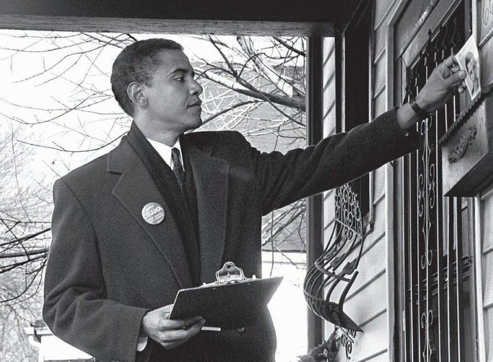 Barack Obama As A Young Man | HuffPost