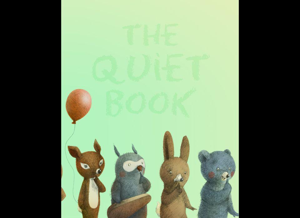 Cover for <em>The Quiet Book</em>. Copyright 2010 by Renata Liwska. Used by permission Houghton Mifflin Harcourt.