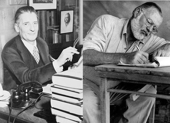 <strong>Influenced: Ernest Hemingway, F. Scott Fitzgerald, Thomas Wolfe</strong>  Often called the most famous literary edito