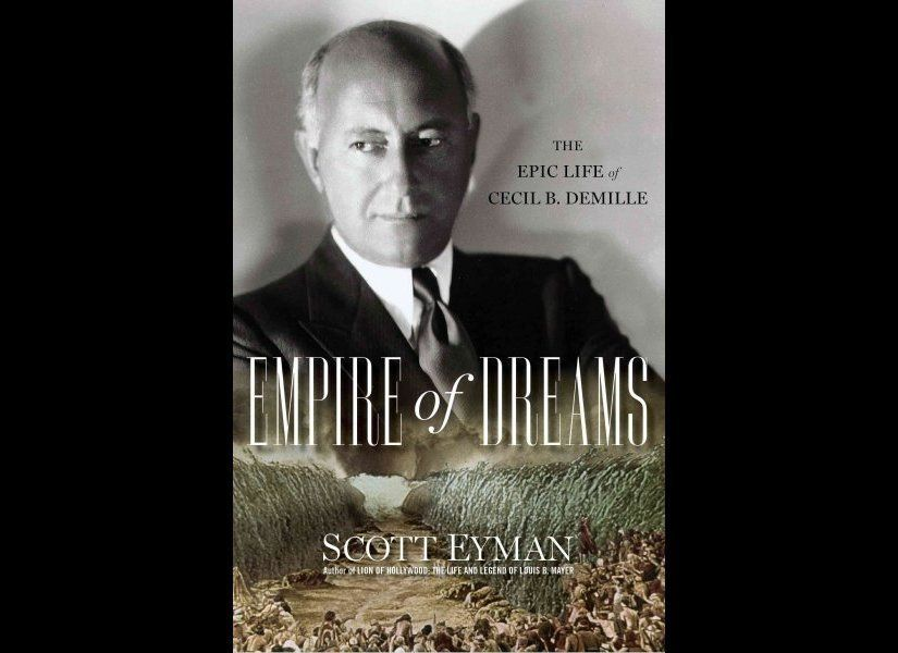 Though not the first book on Cecil B. Demille, Eyman's sweeping account of the larger than life director of such Biblical epi