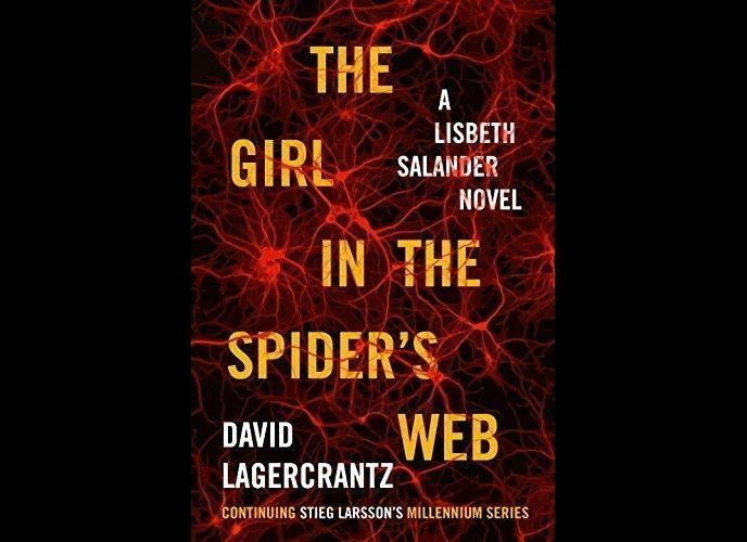 """""""Fast-moving, credible, and intelligently told. Larsson fans won't be disappointed.""""  Lisbeth Sander returns, bruises raw and"""