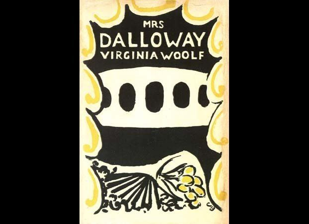 "<strong>""Mrs. Dalloway said she would buy the flowers herself."" </strong>