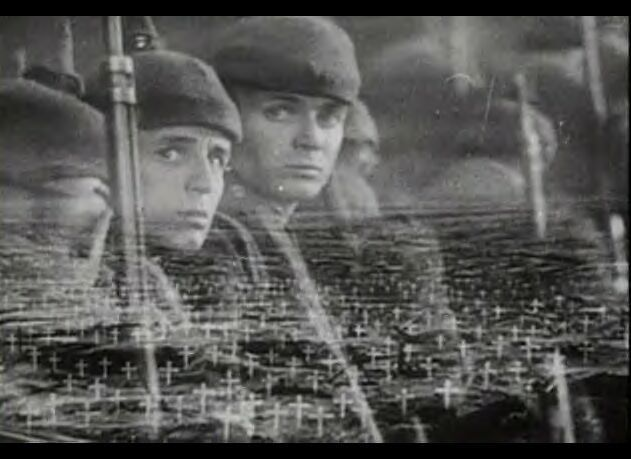 """""""All Quiet on the Western Front"""" was adapted from  Erich Maria Remarque's novel and won the """"Best Picture"""" Oscar in 1930."""