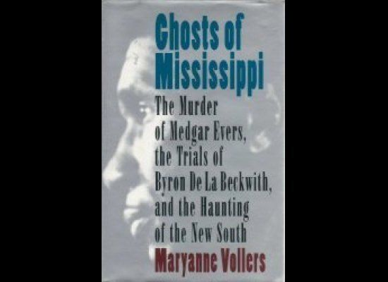 Maryanne Vollers re-issued her first book, Ghosts of Mississippi, which was originally published in 1995 by Little, Brown, in