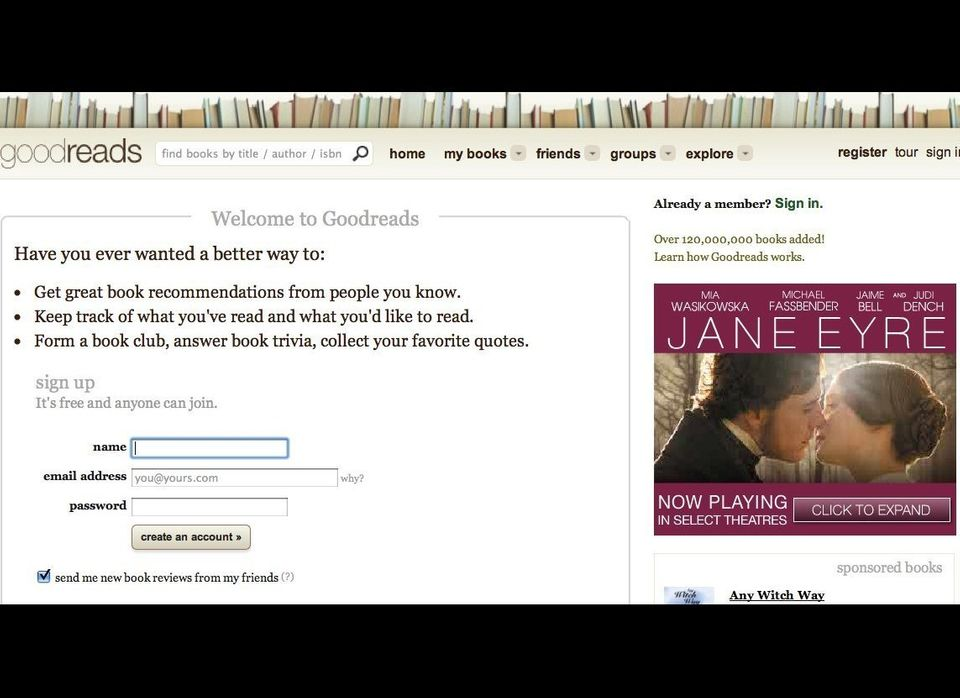 Best Social Reading Sites (PHOTOS) | HuffPost