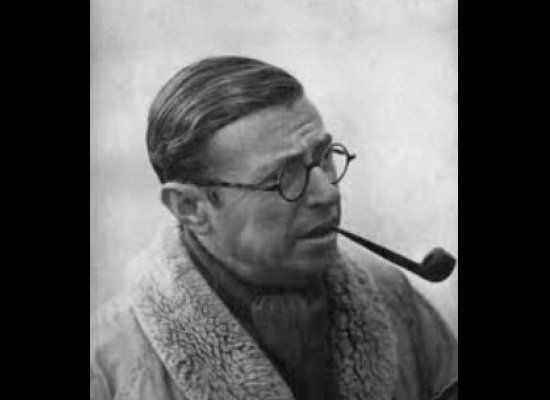 According to Jean-Paul Sartre, the accident of birth only reinforces the contingency of all  human life. There's nothing nece