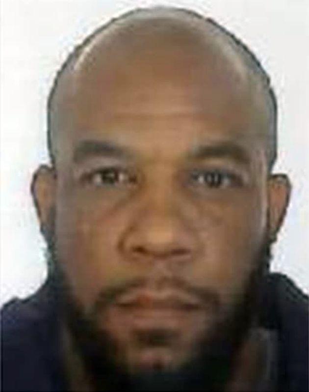 Undated Metropolitan Police handout file photo of Westminster attacker Khalid