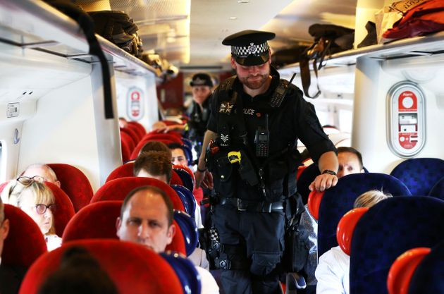 Sexual Offences On Britain's Railways Rose By 16% Last