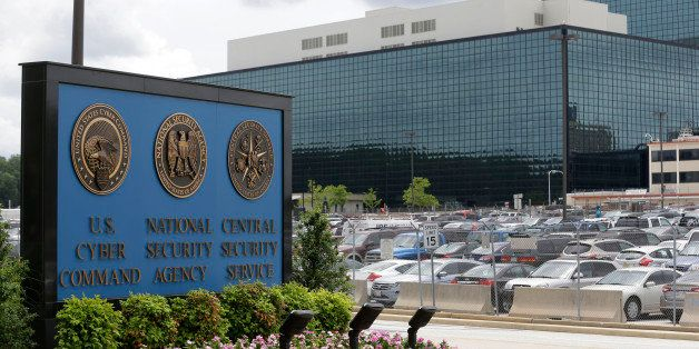 FILE - This Thursday, June 6, 2013 file photo shows the National Security Administration (NSA) campus in Fort Meade, Md.  The