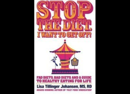 <strong>Resolving to lose weight (and who isn't?).</strong> Dietitian Lisa Johansen's no-nonsense guide to healthy eating exp