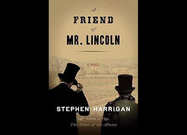 """""""A narrative that presents keen insights into Lincoln's complex personality.""""  A novel that concentrates on Lincoln's early"""