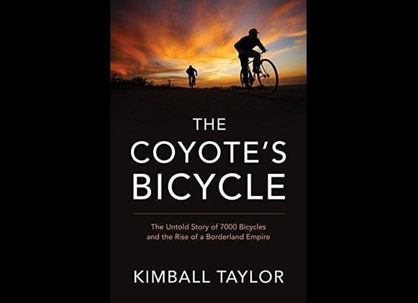 """""""Intriguing but occasionally rambling reading.""""  A journalist explores how """"several thousand bikes…made an incredible journ"""