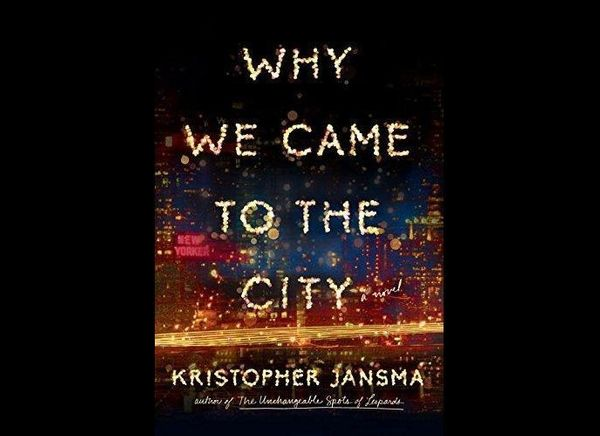 """This story is sad and sometimes overly sentimental, but Jansma's narrative shines when he moves away from the collective exp"