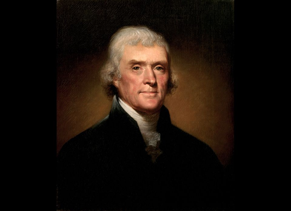 Thomas Jefferson's enthusiasm for all things French, including the recent French Revolution, drove his political opponents in