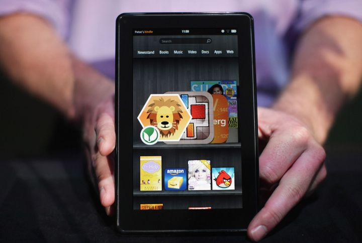 Why Should You Buy A New Kindle? | HuffPost