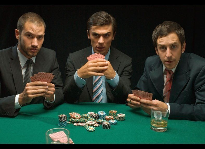 Selecting the right guys for poker night is so crucial to the success of the evening, it's practically a science. A lot of th