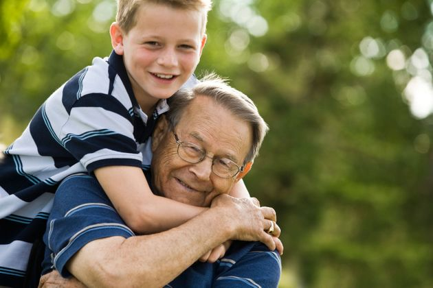 Grandparents Raising Grandchildren: \'Twice The Stress Of ...