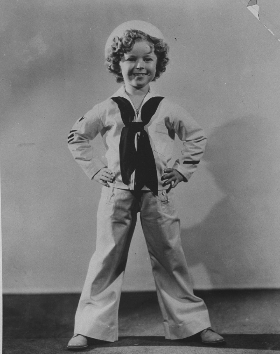 "<a href=""http://en.wikipedia.org/wiki/Shirley_Temple"">Shirley Temple</a> was one of the original child superstars. The ""Curly"