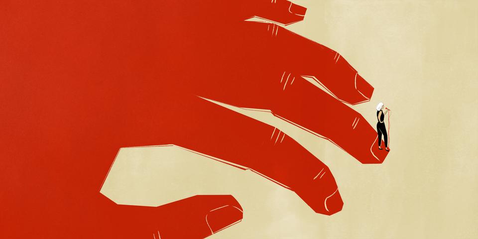 Não denunciei o estupro que sofri há 14 anos. Por que resolvi falar