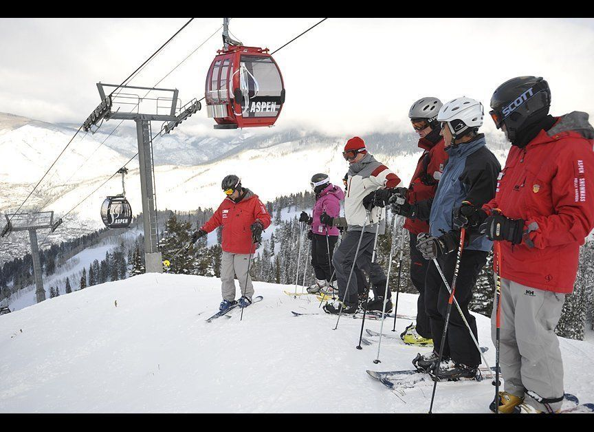 "<a href=""http://www.bumpsforboomers.com/"" target=""_hplink""> Bumps For Boomers in Aspen </a> teaches those over 50 how to tack"