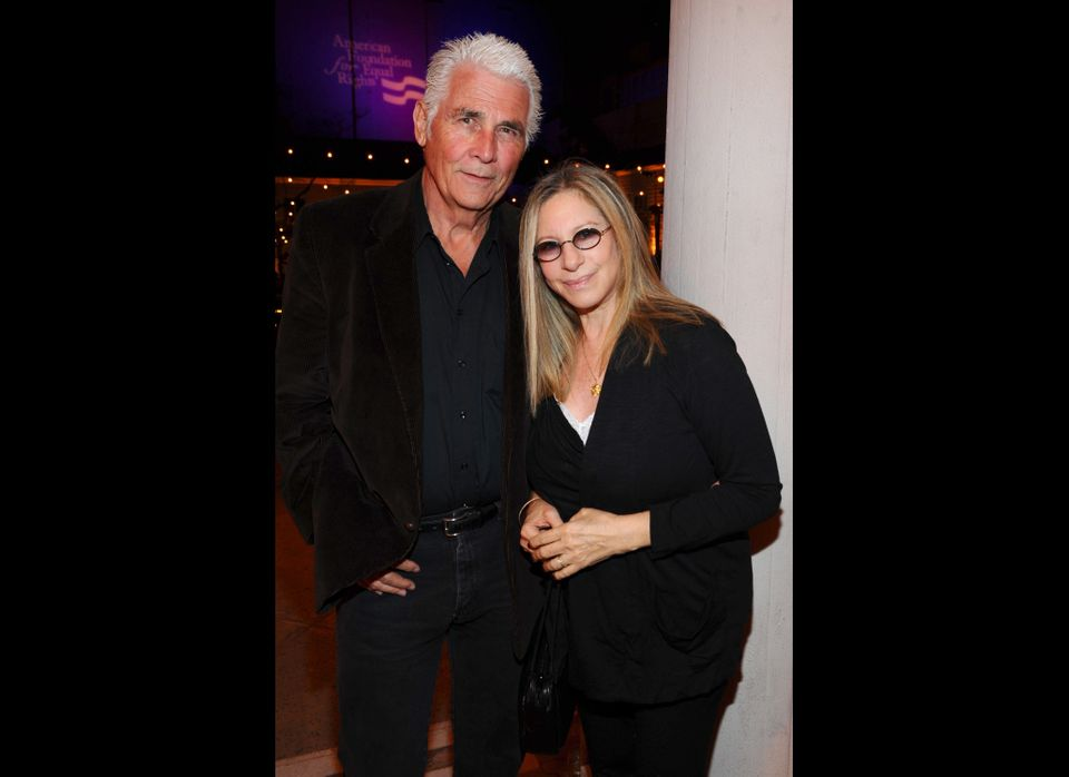 "Streisand with husband, actor <a href=""http://www.people.com/people/archive/article/0,,20125806,00.html"" target=""_hplink"">Jam"