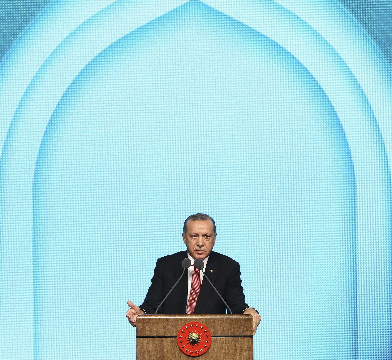 Ο Ερντογάν αφήνει ανοιχτό το ενδεχόμενο δημοψηφίσματος για ένταξη στην