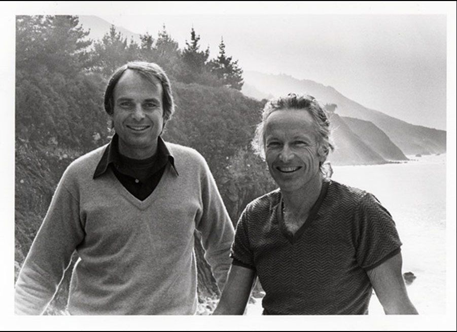 In 1962, Stanford graduates Dick Price and Michael Murphy founded The Esalen Institute, a small retreat and workshop center w