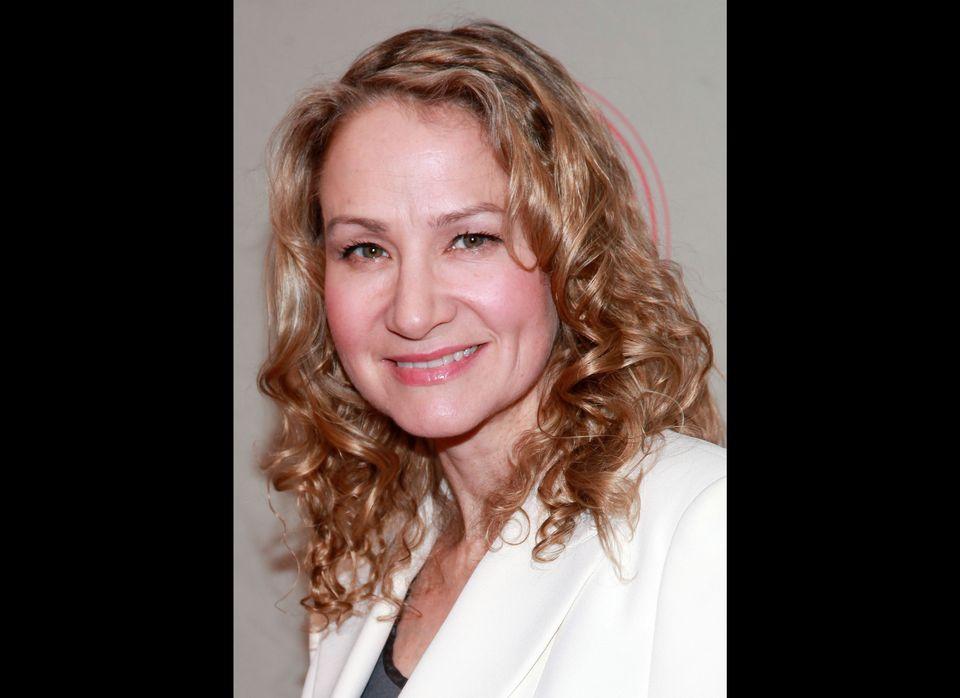 Joan Osborne attends the Atlantic Theater Company Spring gala in 2012.