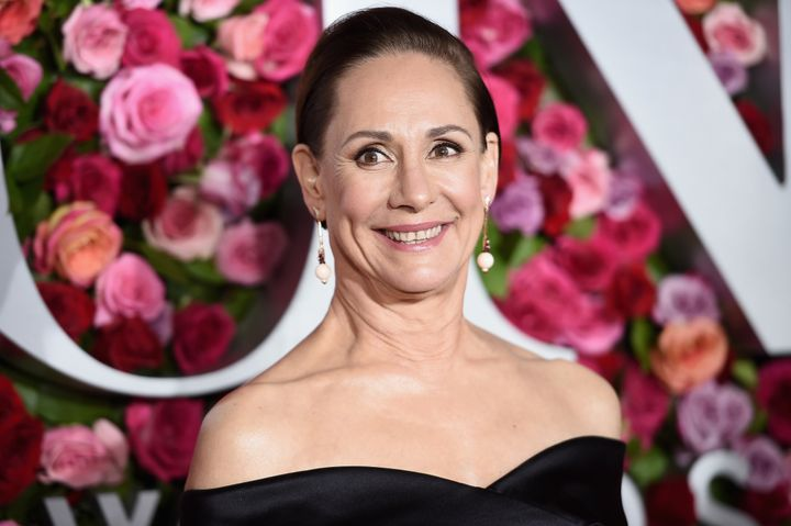 Laurie Metcalf attends the Tony Awards earlier this year in New York.
