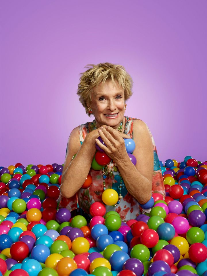 Cloris Leachman: On 'Raising Hope,' Growing Up, And Believing (Or