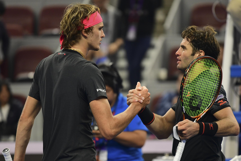ATP - Pékin: Alexander Zverev furieux d'avoir perdu devant un 61e mondial