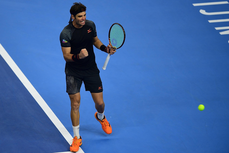 Malek Jaziri élimine le 5ème joueur au classement ATP — Tournoi de Pékin