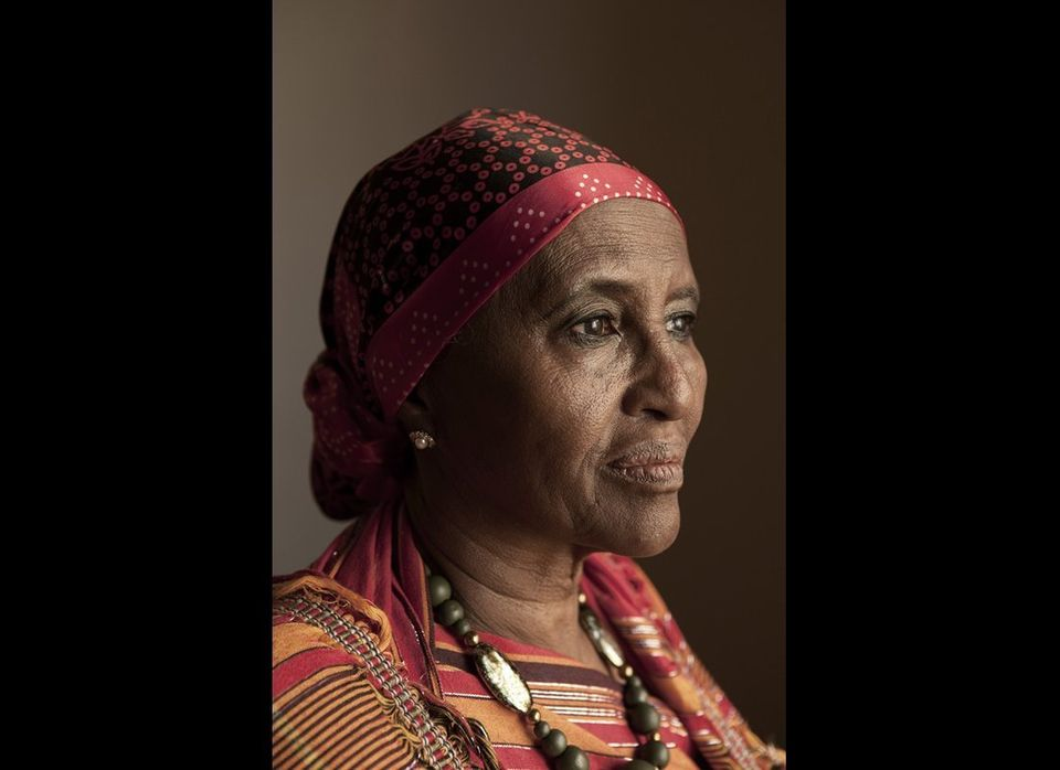 <strong>Who: </strong> Dr. Hawa Abdi (65)