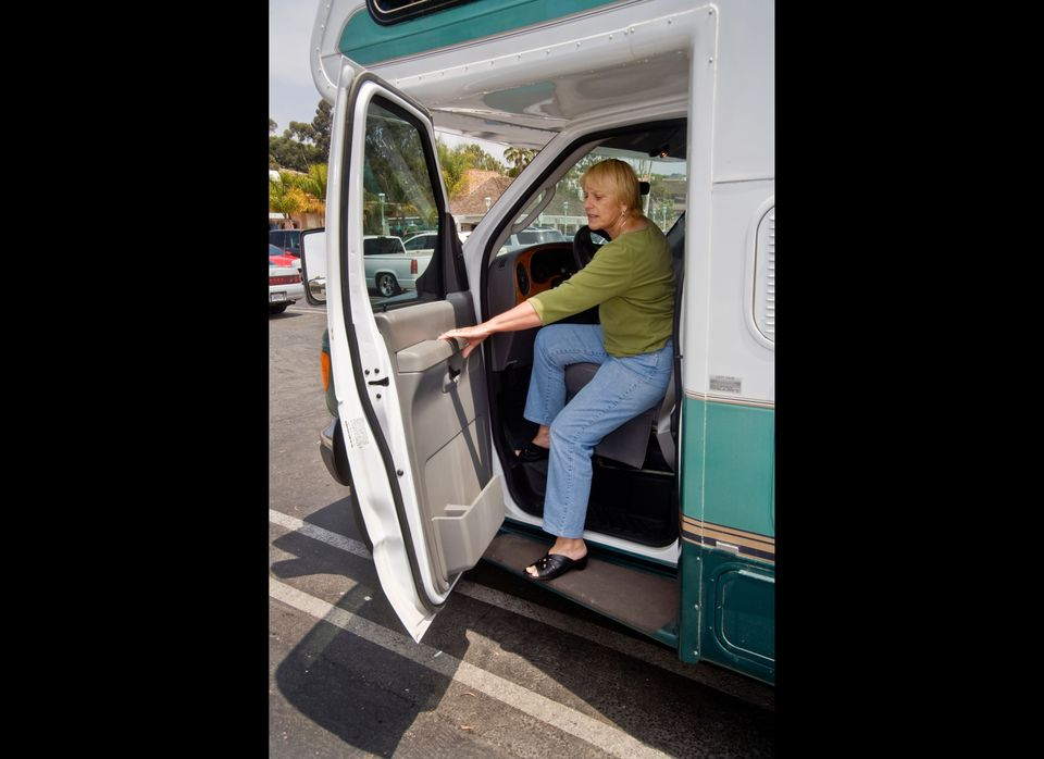 Where do you see most RVs? Parked in their owner's driveways for 11 months a year. So instead of rushing out to buy one for $