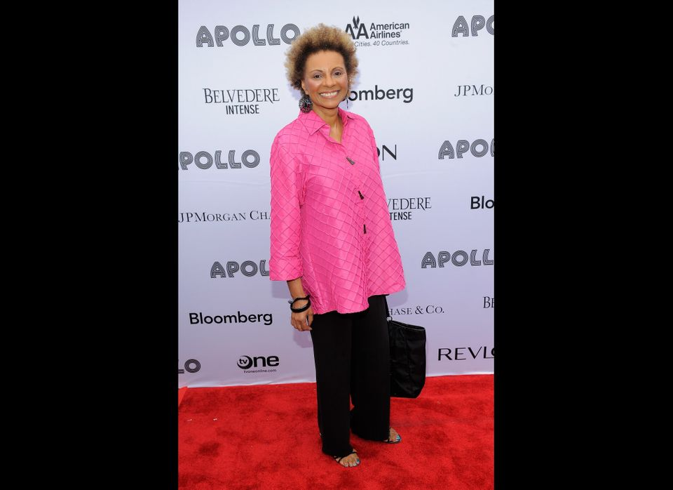 Leslie Uggams attends the 2011 Apollo Theater Spring Gala.