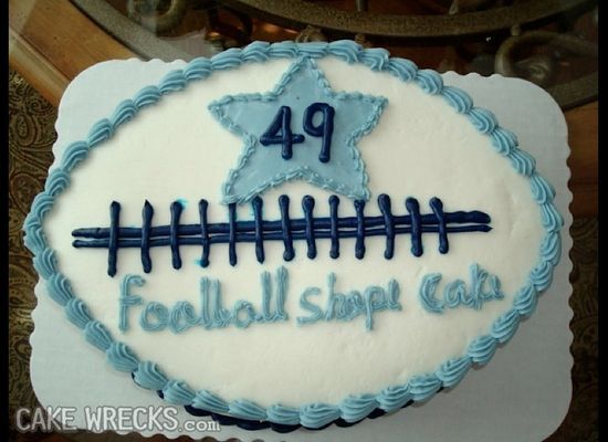 Brilliant Cake Wrecks Awkward 50Th Birthday And Retirement Cakes Huffpost Funny Birthday Cards Online Alyptdamsfinfo