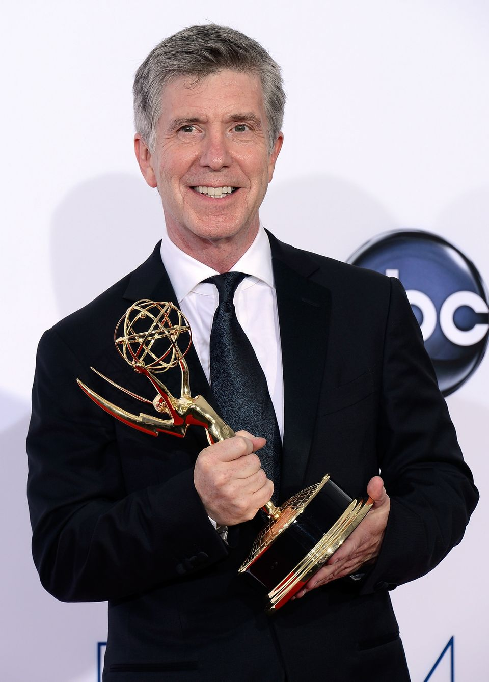 LOS ANGELES, CA - SEPTEMBER 23:  Television host Tom Bergeron, winner Outstanding Host for a Reality or Reality-Competition P