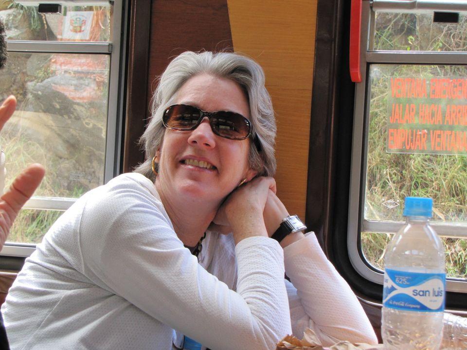 Los Angeles-based Patti Londre runs Camp Blogaway each spring near Big Bear, California, where 100 food bloggers from across