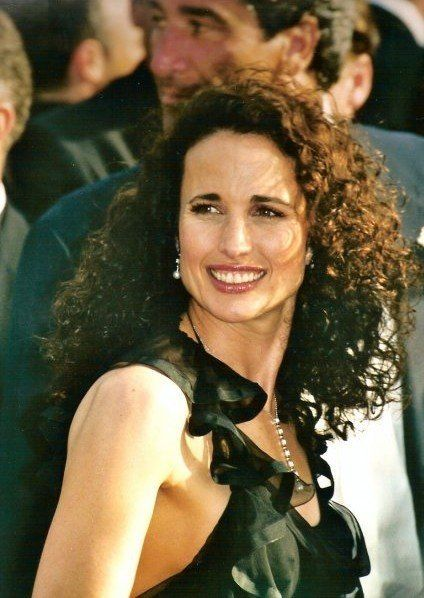 "While Andie MacDowell might look ageless, the <a href=""http://www.imdb.com/title/tt1743904/"">Jane By Design</a> star is actua"
