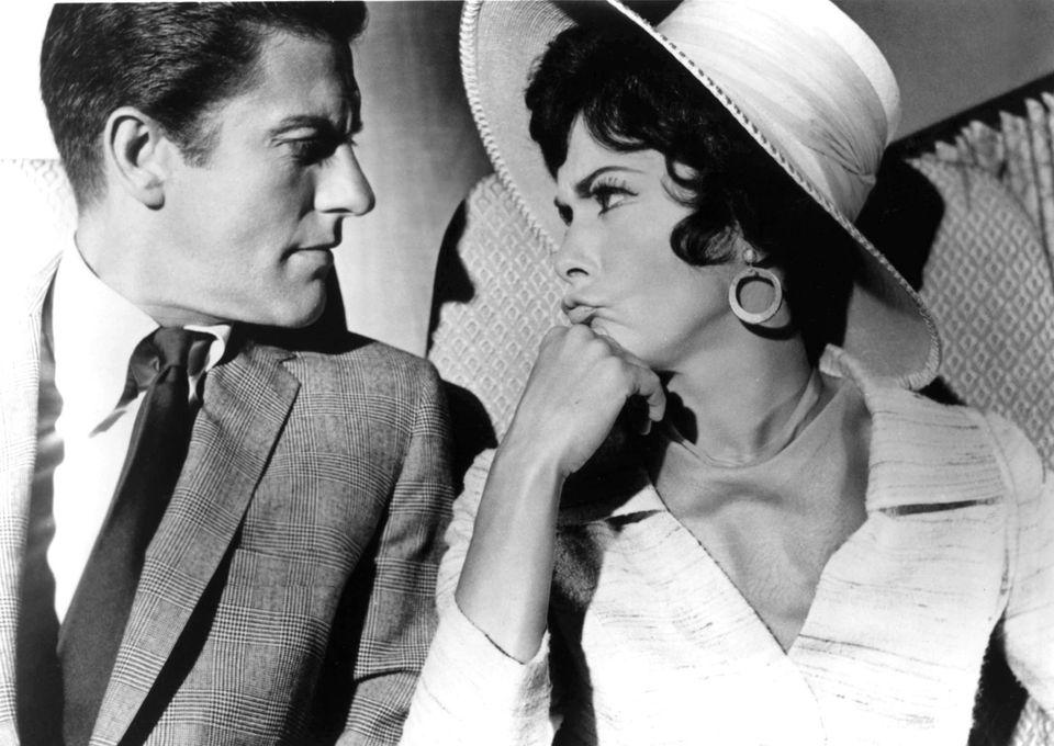 """Dick Van Dyke starred as Albert F. Peterson in 1963's """"<a href=""""http://www.imdb.com/title/tt0056891/"""">Bye Bye Birdie</a>."""""""