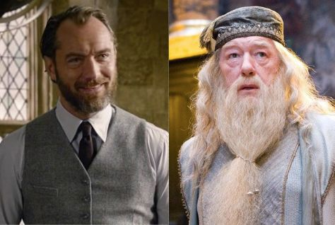 Dumbledore's Sexuality Will Be 'Clear' In 'Fantastic Beasts' Sequel After