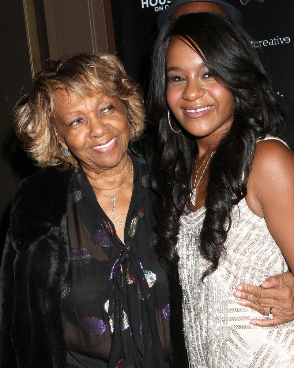 Bobbi Kristina Brown has been devastated over the loss of her mother, Whitney Houston, and is not pleased with the way her gr