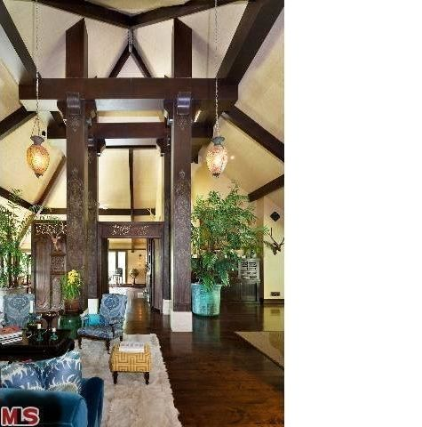"Former ""Sports Illustrated"" swimsuit model, Cheryl Tiegs, recently put her home on the market for $12 million."