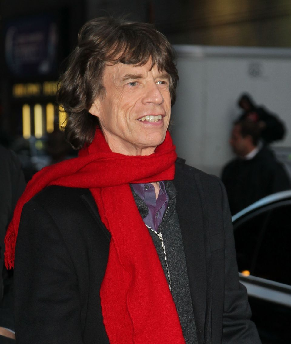 Mick Jagger was born on July 26, 1943.
