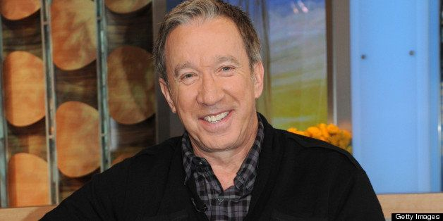 GOOD MORNING AMERICA - Tim Allen of ABC's 'Last Man Standing' is a guest on 'Good Morning America,' 1/31/13, airing on the AB