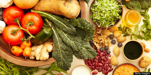 Garlic, Onion, Dino Kale, Sweet Potato, Habanero Chili Peppers, Jalapeno Chili Pepper, Ginger, Tomato, Blueberries, Salmon, B