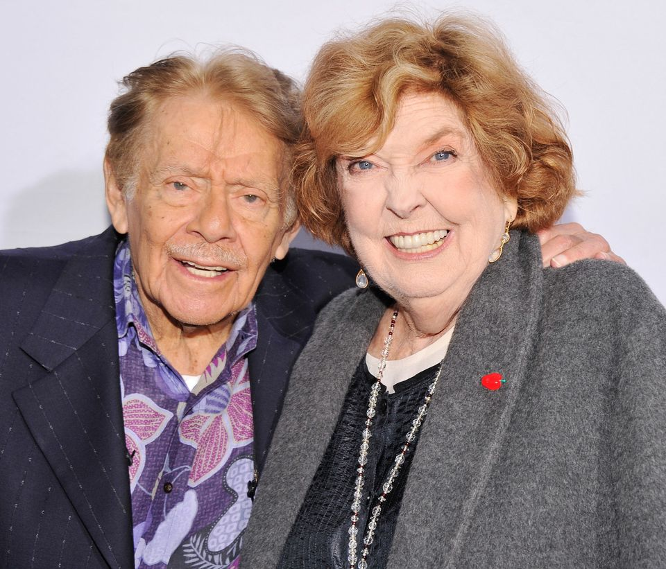 Jerry Stiller, 85, and Anne Meara, 83, have been married since 1954.